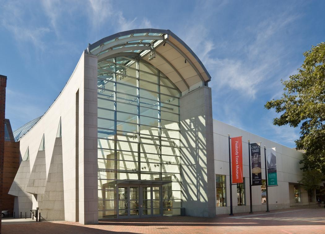 The Peabody Essex Museum in Salem, Massachusetts