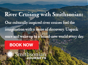 Join Smithsonian Journeys on a River Cruise