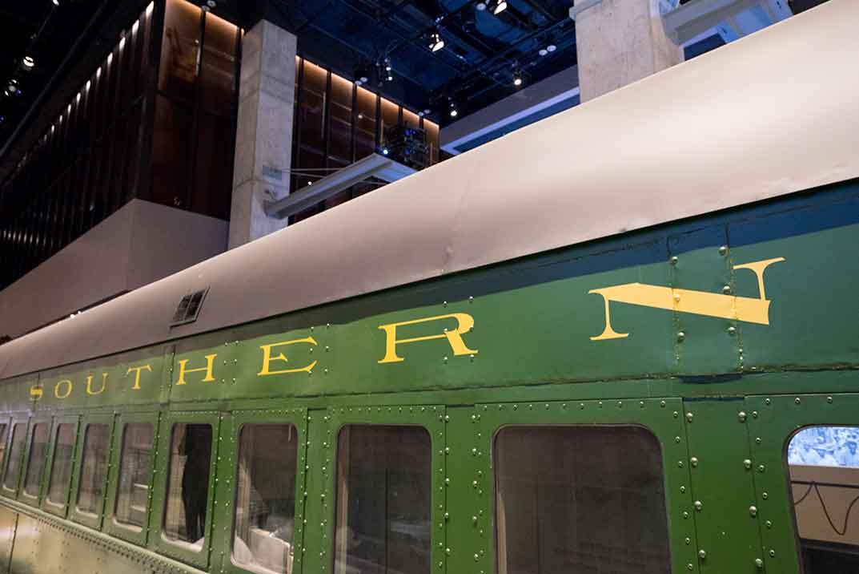 Southern Railway car