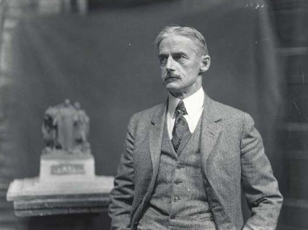 Hermon A. MacNeil, sculptor