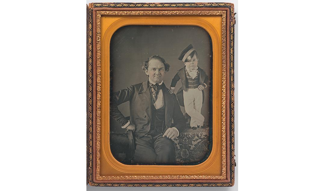 P.T. Barnum, Tom Thumb