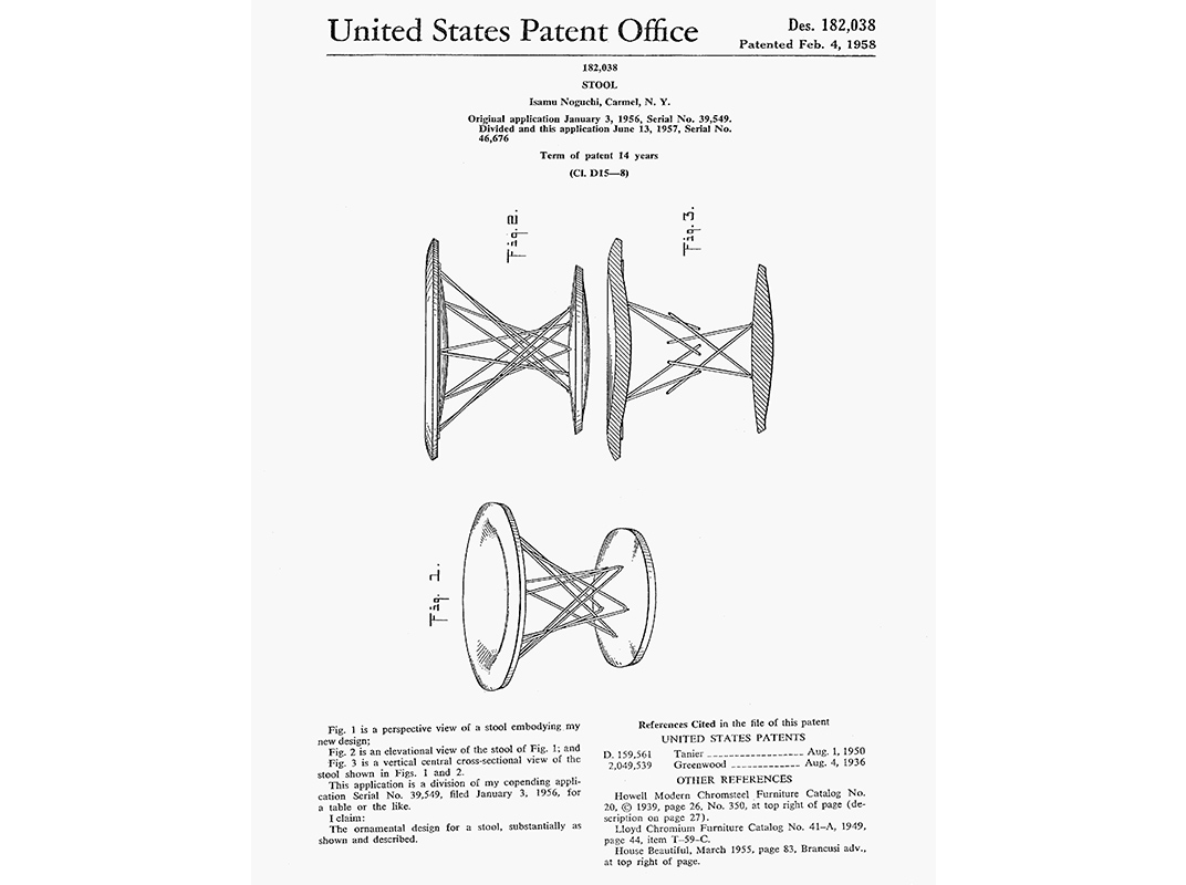 Table or the Like Patent