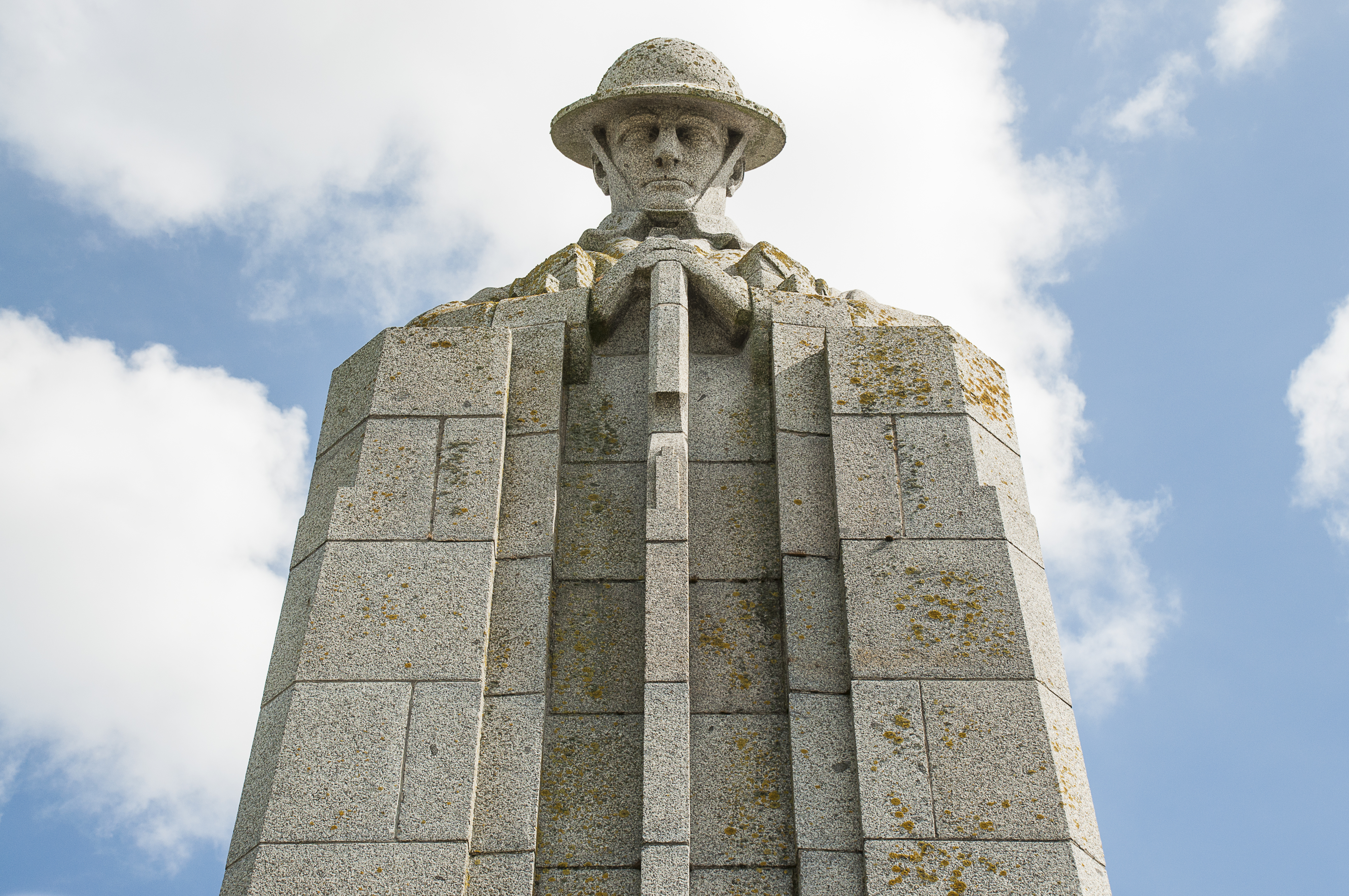 St Julien Memorial
