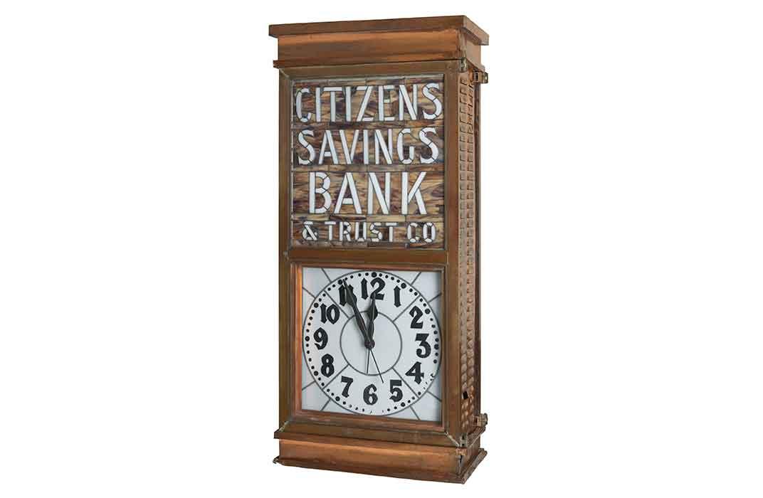 Citizens Savings Bank Clock