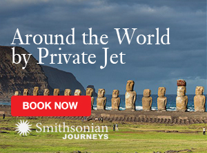 Go around the World on a Private Jet Journey