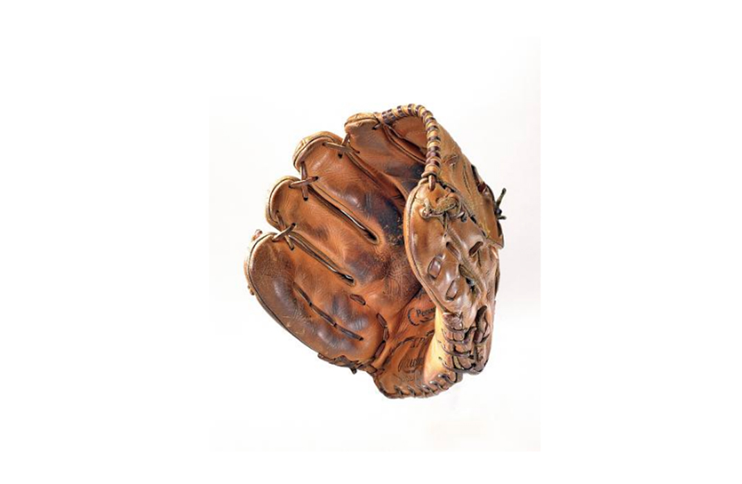 Sandy Koufax Baseball Glove