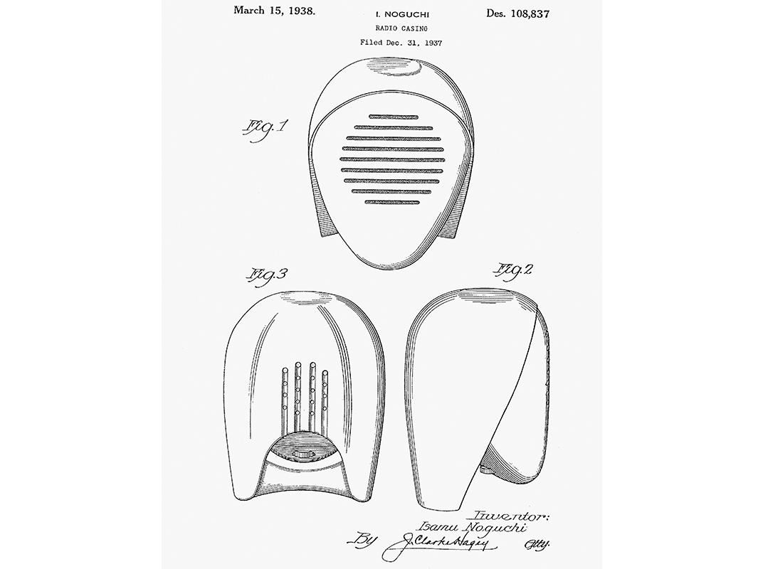 Radio Casing (Radio Nurse) Patent