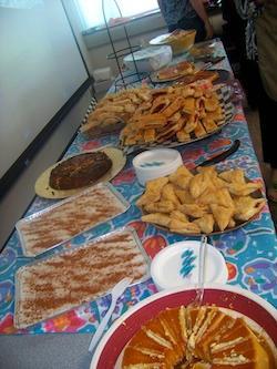 A sampling of Ivette Jones' beloved dishes.