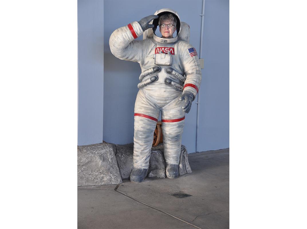 A lifelong space fan
