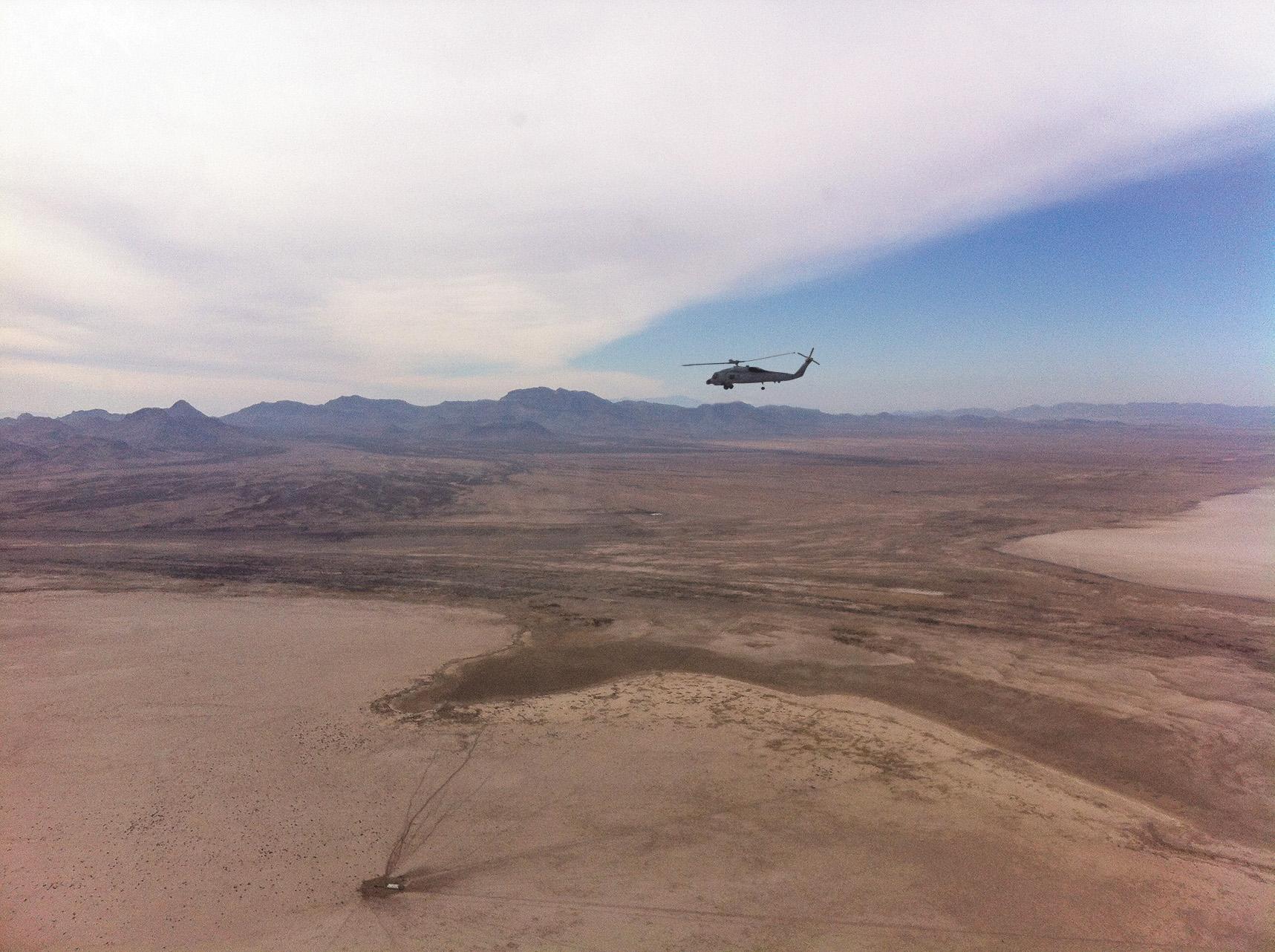 A Sikorsky SH-60B Seahawk