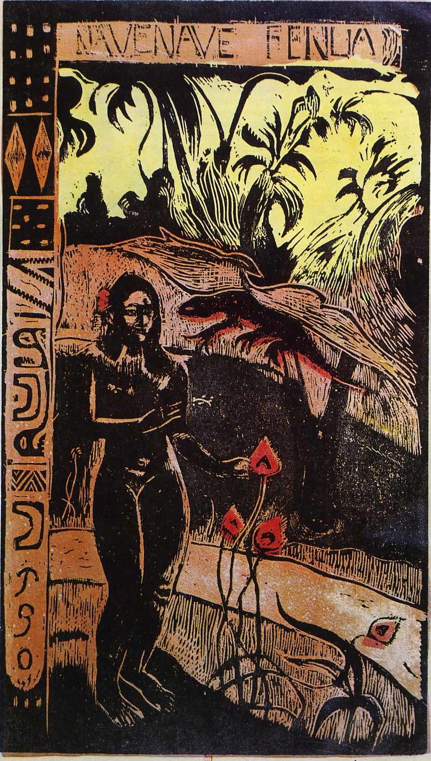 Paul Gauguin: Nave Nave Fenua