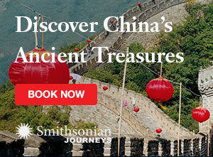 Travel to China with Smithsonian Journeys