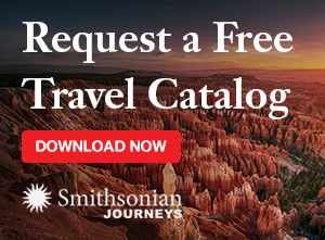 Request a Free Smithsonian Journeys Catalog