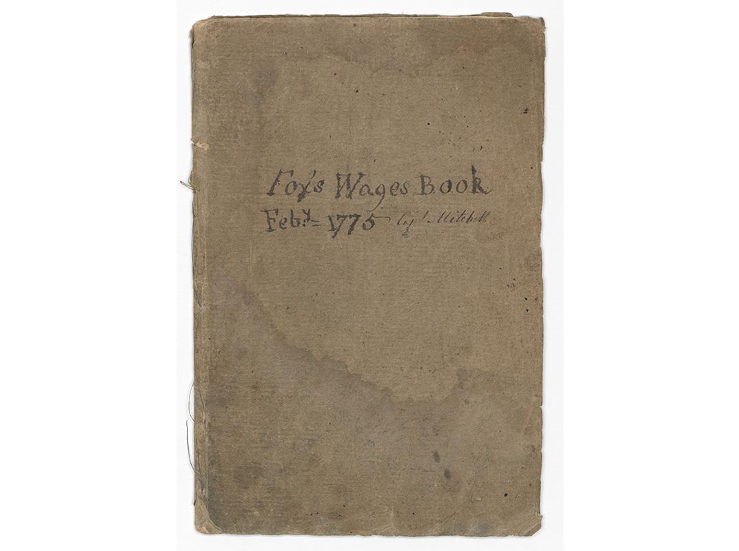 Wage book