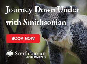 Journey Down Under with Smithsonian