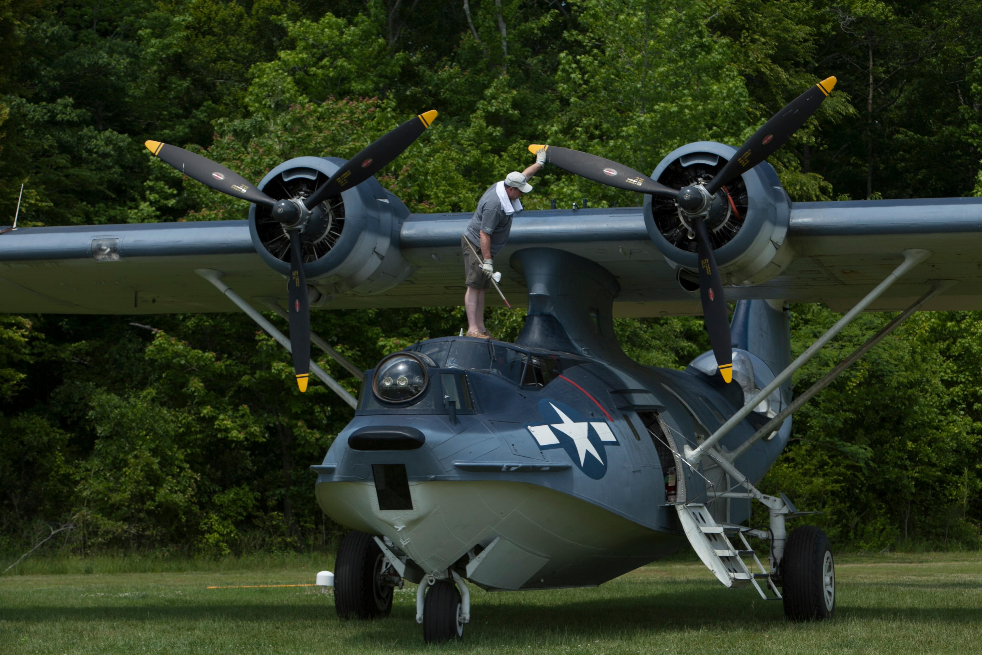 1943 PBY-5A Catalina