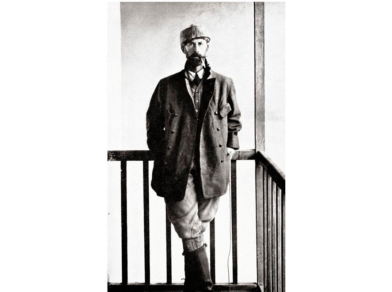 Percival Fawcett