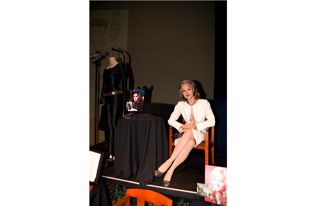 Julie Newmar, 2008
