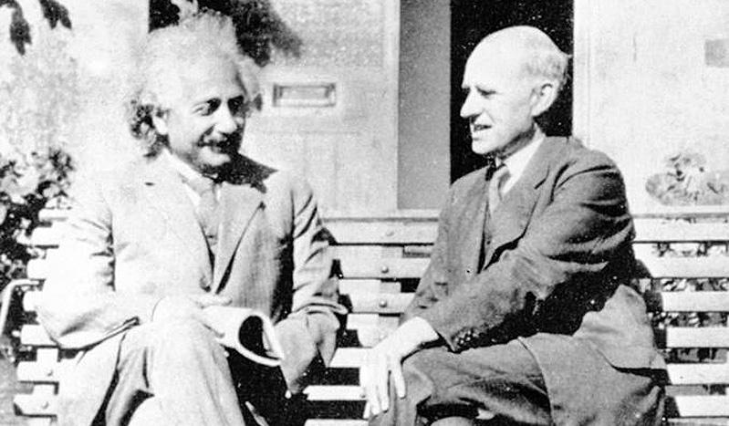 Sir Arthur Eddington and Einstein