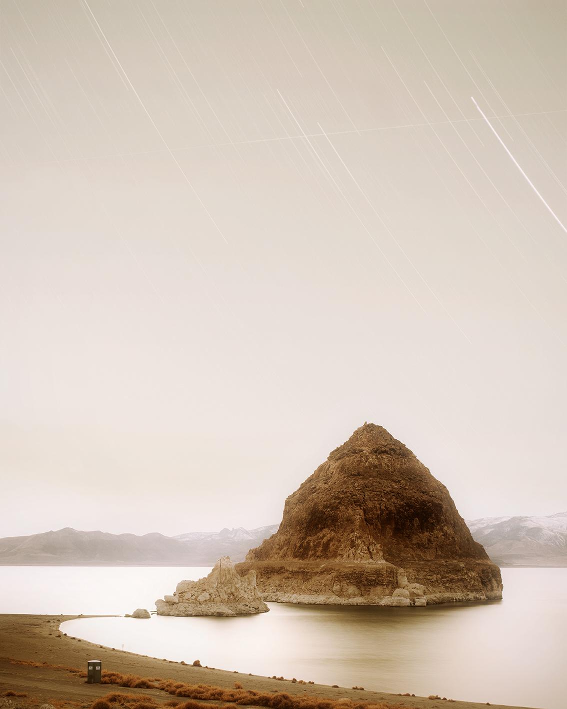 DMSP Pyramid Lake