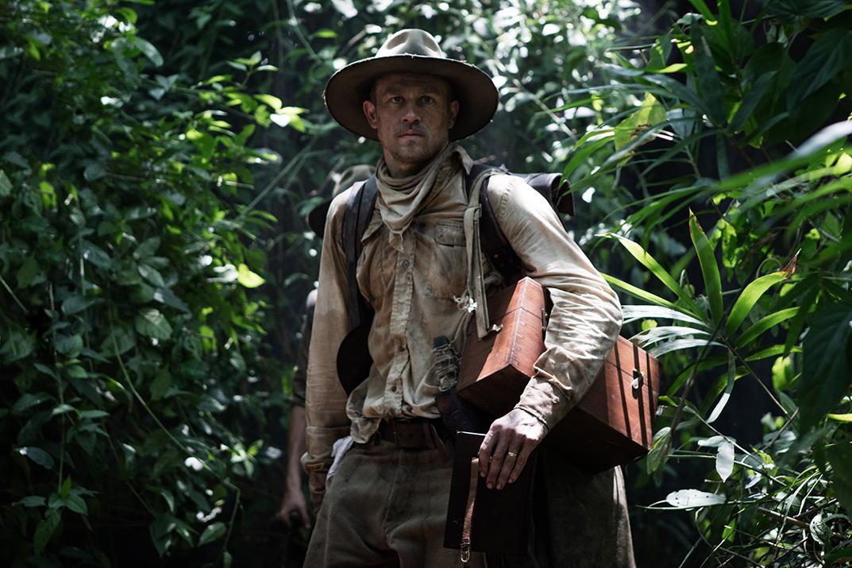 Charlie Hunnam as Fawcett