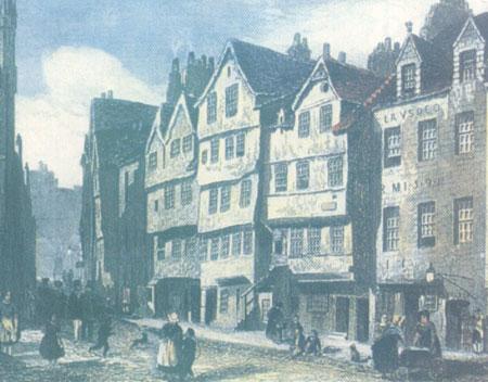 Edinburgh in 1830