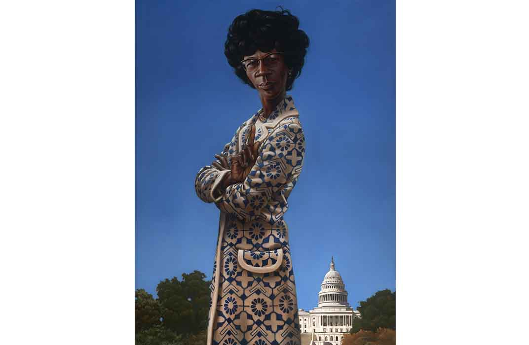 Shirley Chisholm Congressional Portrait