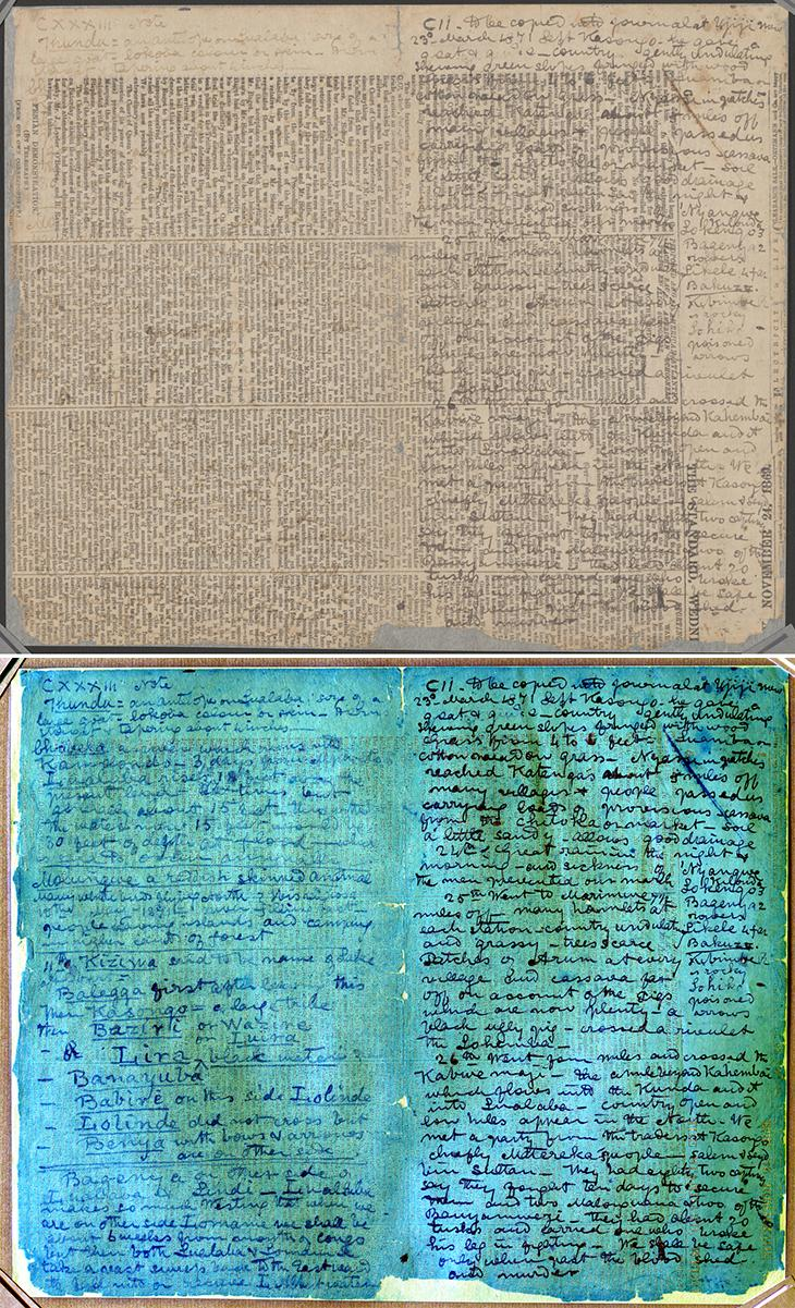 Livingstone Diary