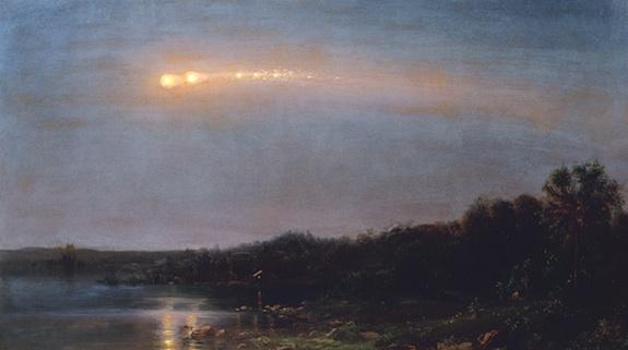 Frederic Edwin Church's Meteor