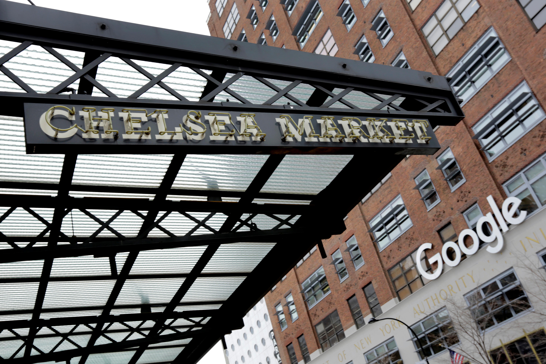 The Chelsea Market