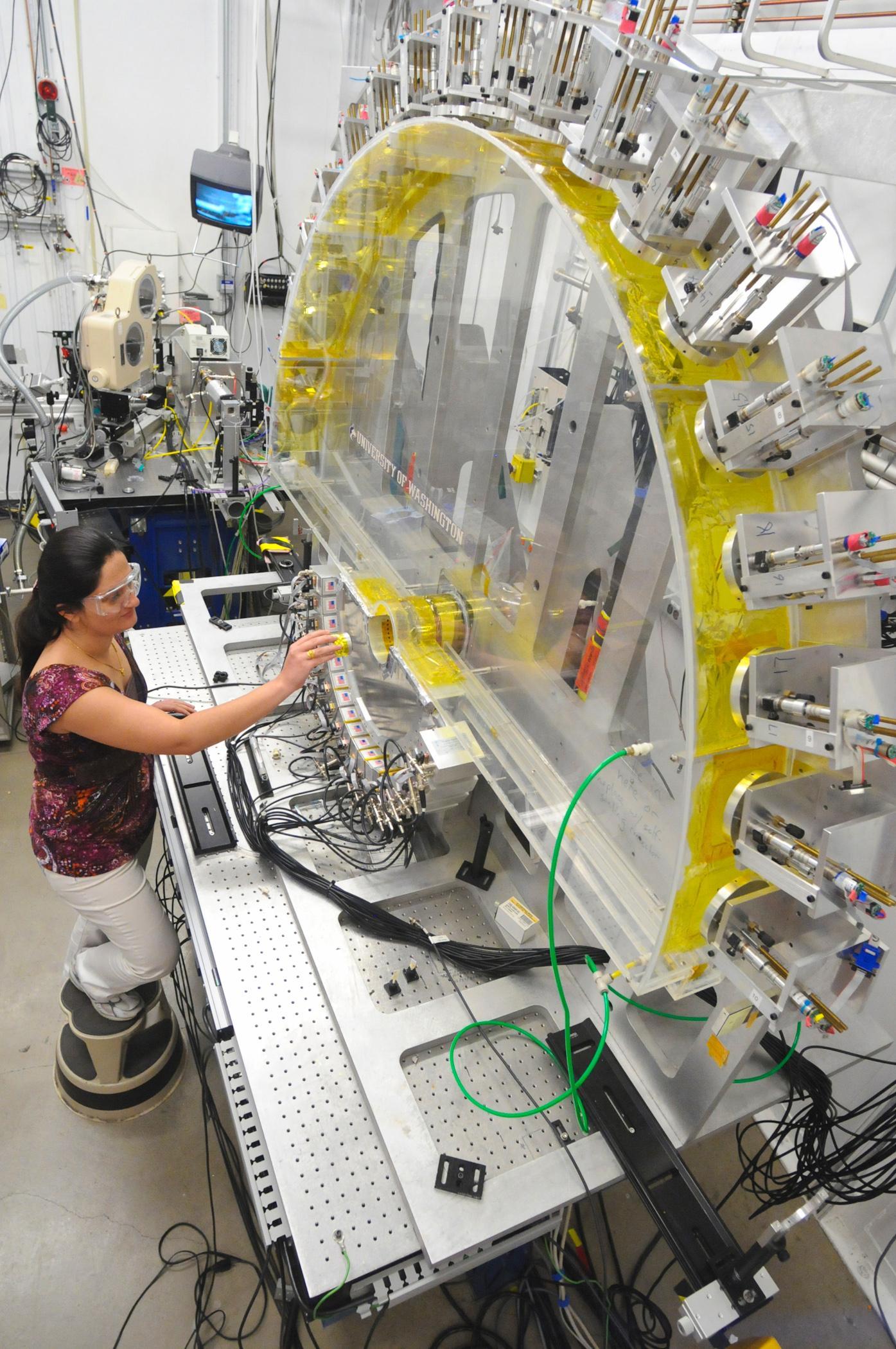 At Argonne National Laboratory