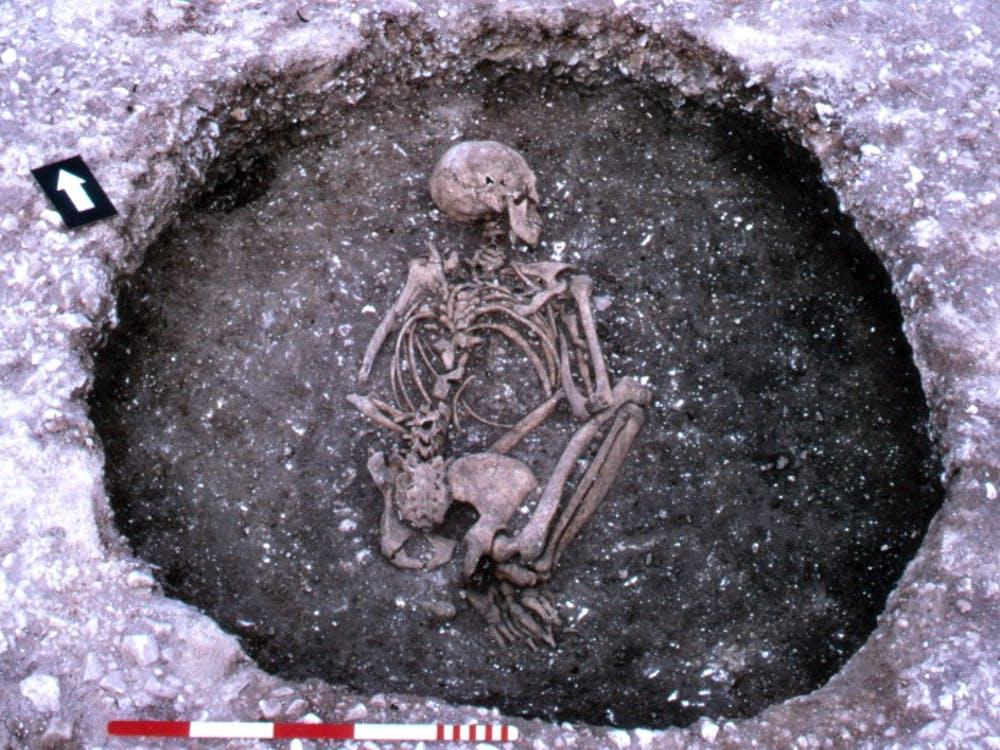 Ancient Burial