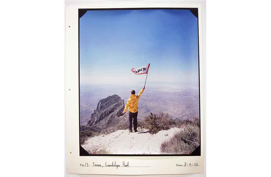 Album 50 State Summits, 2002