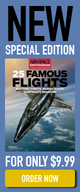 Special Edition: 25 Famous Flights