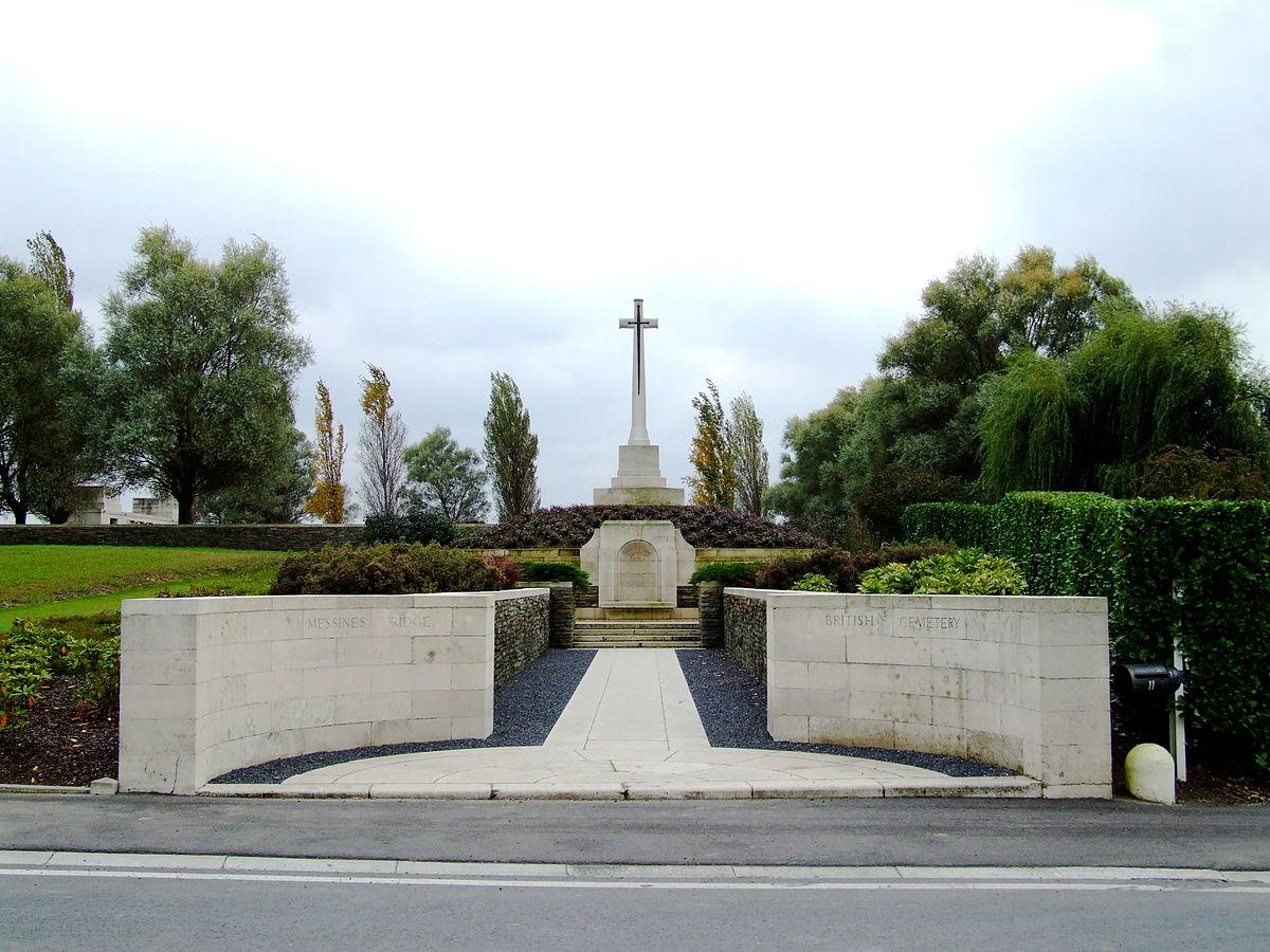 Messines Battlefield and Memorials