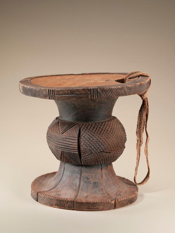 stool of the Mangbetu peoples
