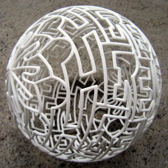Sphere Autologlyph