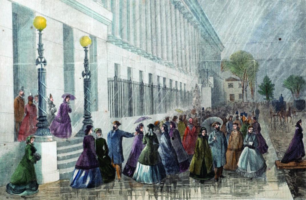 Ladies of the Treasury