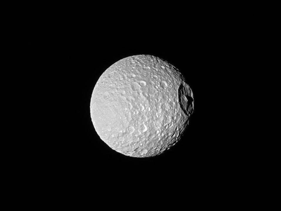 Mimas the Death Star