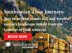 Enjoy a Train Adventure with Smithsonian Journeys