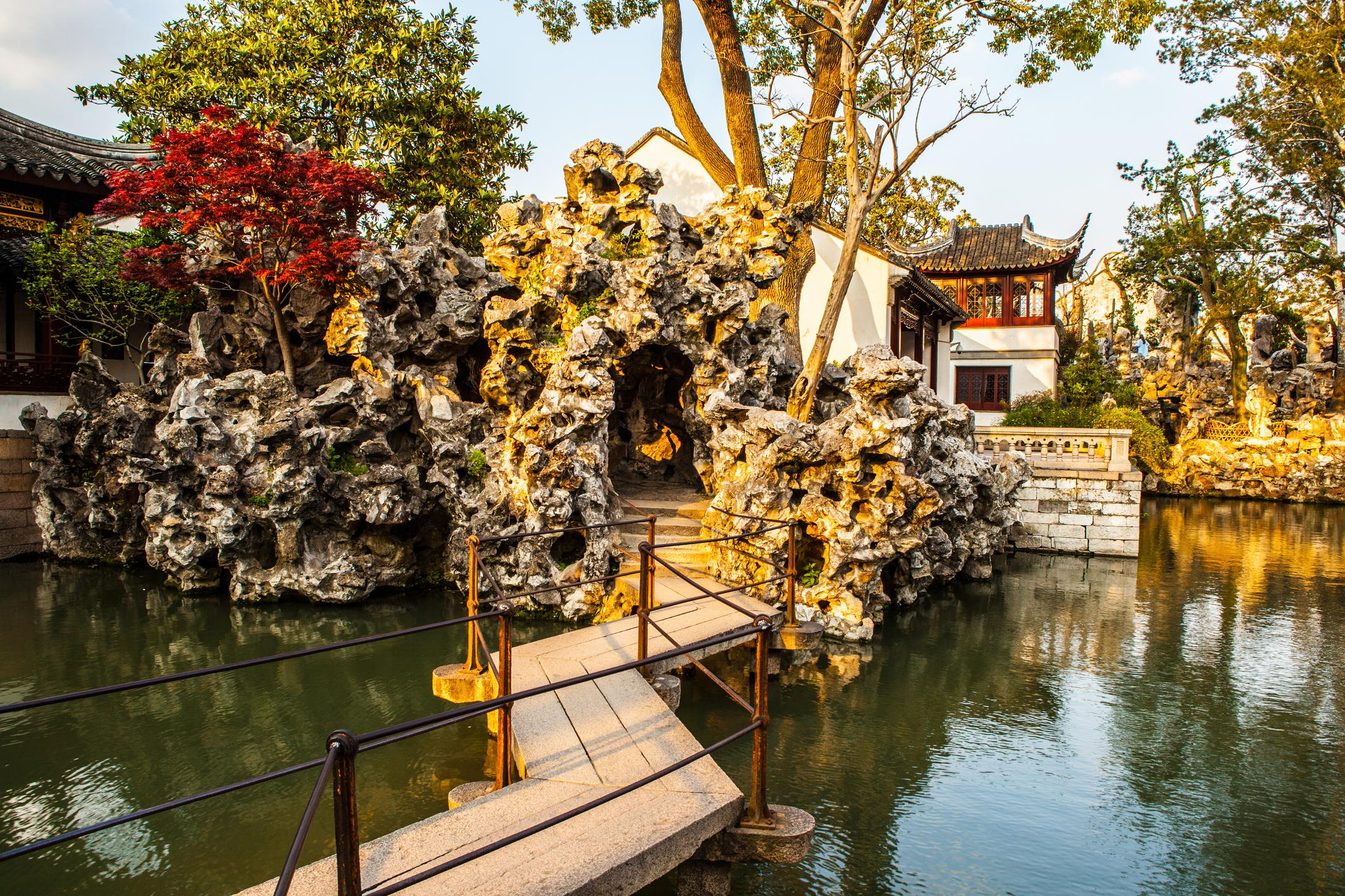 This City in China Has the Most Unesco-Recognized Gardens in the ...