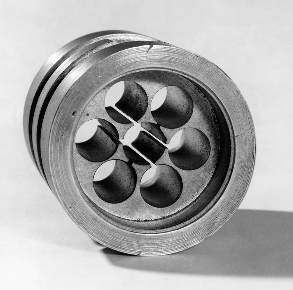 Original cavity magnetron