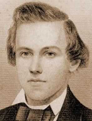 Paul Morphy, chess prodigy
