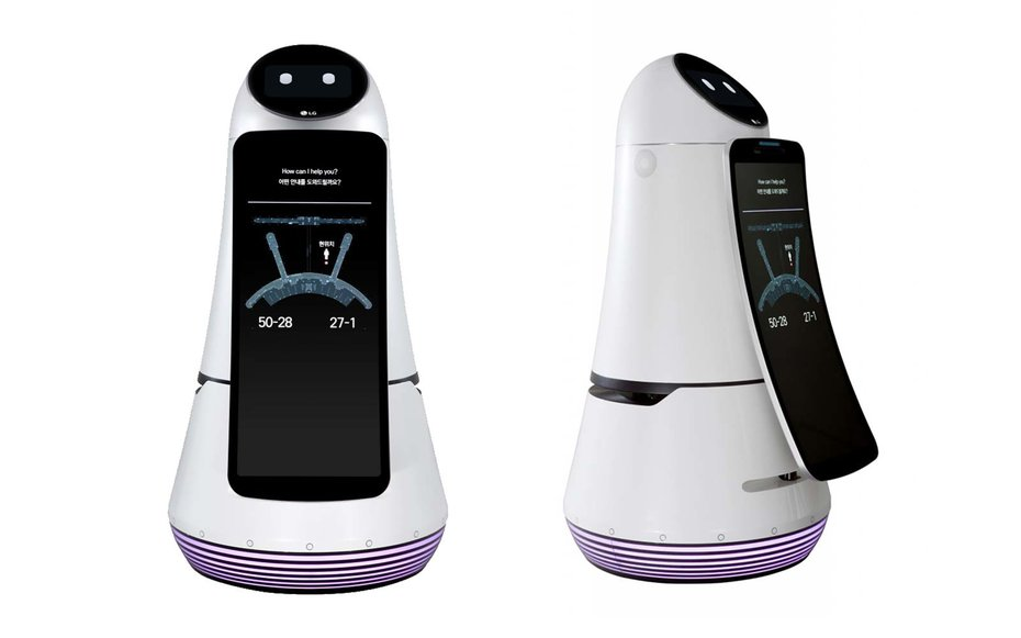 Robots Will Lead Passengers to Their Gate at Seoul's Airport
