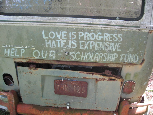 Love is Progress
