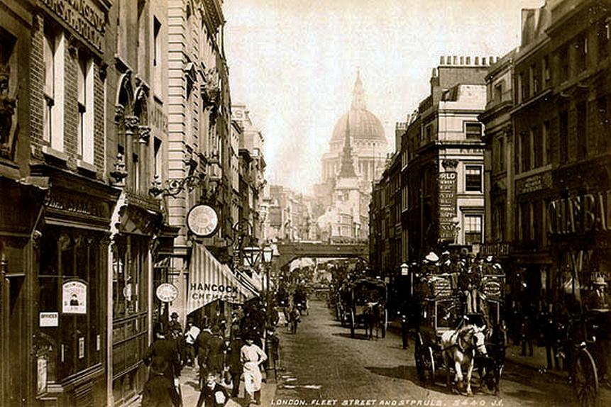 1890 Fleet Street