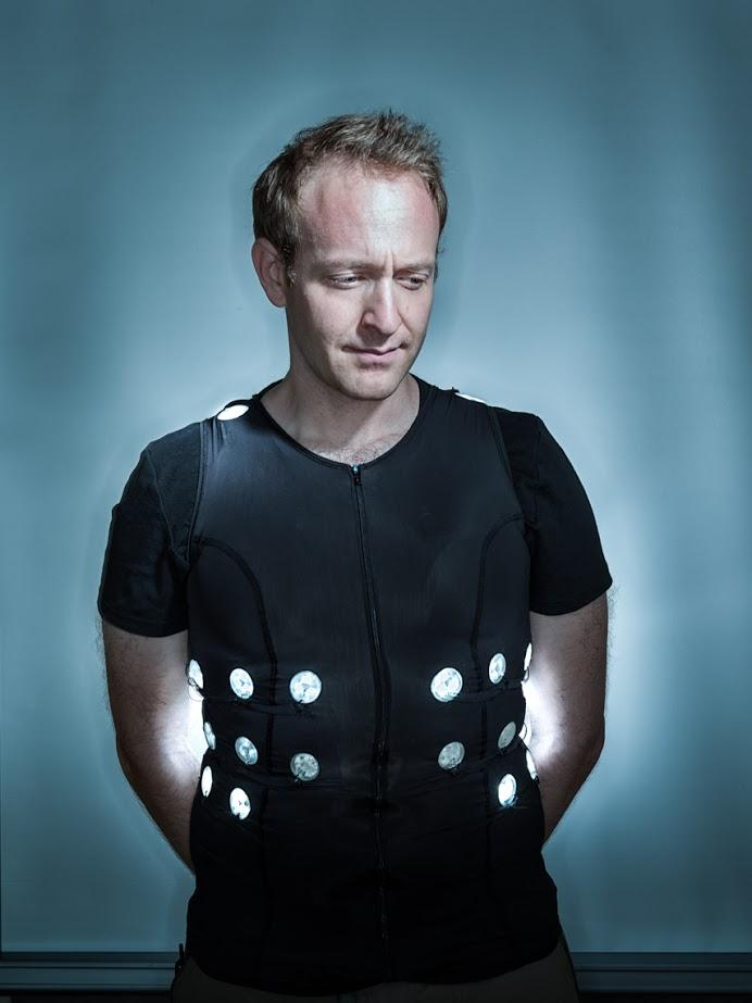 Could This Futuristic Vest Give Us a Sixth Sense?