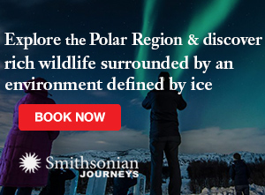 Join Smithsonian Journeys on a Polar Expedition