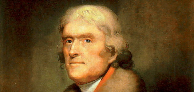 essay questions on thomas jefferson