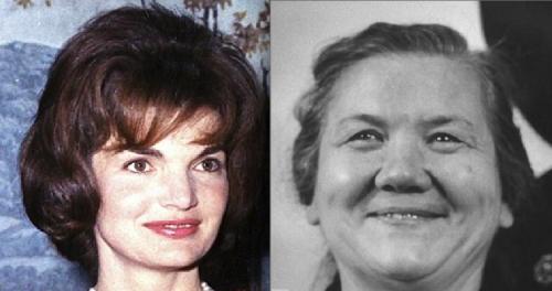 Jacqueline Kennedy-Onassis